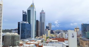 Perth, City, Real Estate, City view, river view, apartment, luxury, kings park, secure residential, architecture, hay street mall,